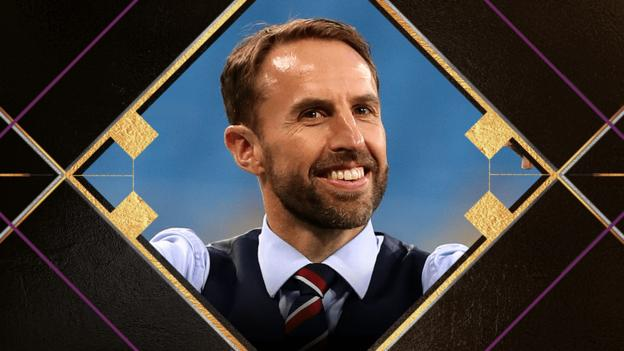 Sports Personality of the Year: Gareth Southgate named Coach of the Year thumbnail