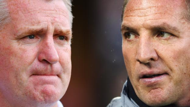 Carabao Cup - Leicester City v Aston Villa: Brendan Rodgers wants to 'create new history' thumbnail