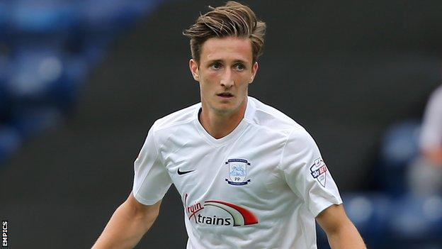 Ben Davies Preston North End