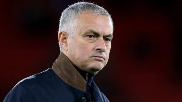 Jose Mourinho: I've had three job offers but I don't park the bus thumbnail