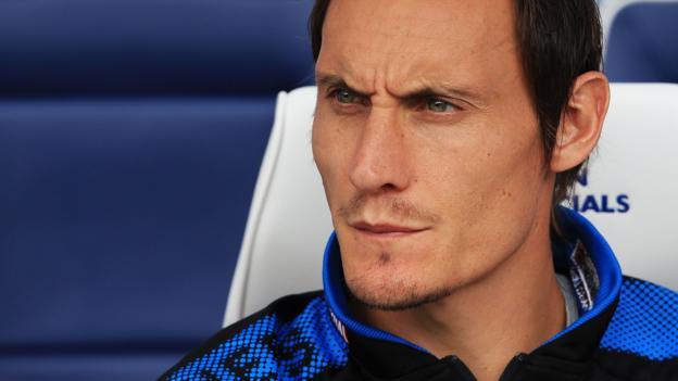 Dean Whitehead: Shrewsbury Town appoint ex-Stoke midfielder as coach