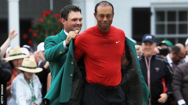 Tiger Woods won The Masters in 2019 to claim the Green Jacket