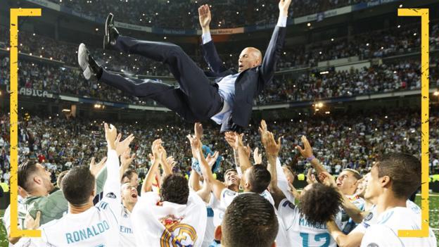 a6a3f3b20a1 Zinedine Zidane returns to Real Madrid  Guillem Balague assesses the  challenges he faces - BBC Sport