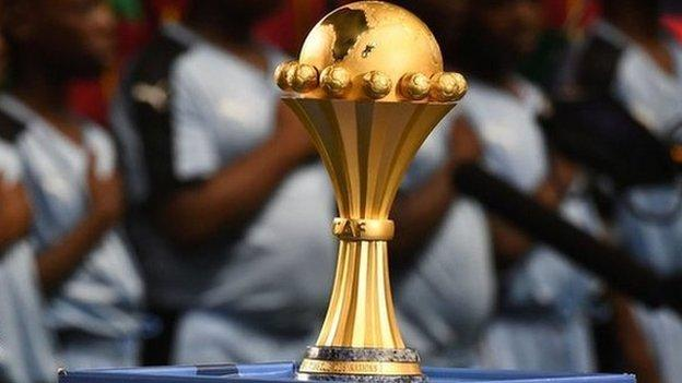 2021 Africa Cup of Nations: The Gambia, Chad, South Sudan and Sao Tome advance in qualifying thumbnail