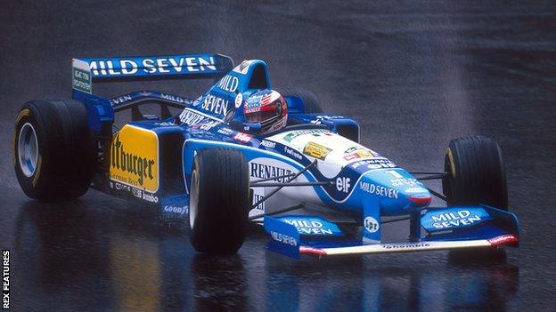 Michael Schumacher 1995