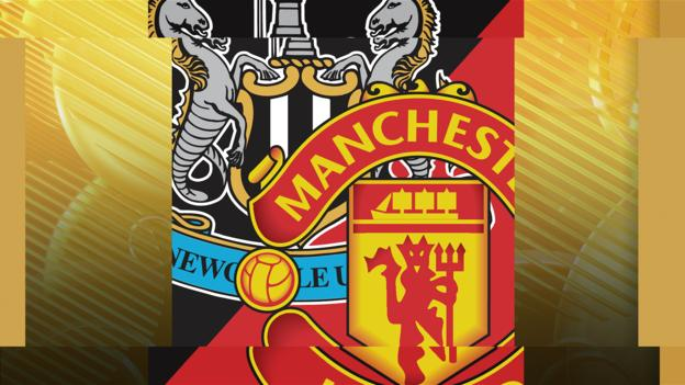 Newcastle v Man Utd