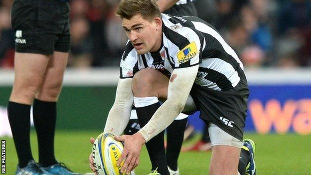 Toby Flood kicked a 20-point haul for the hosts in front of their record home crowd at St James' Park