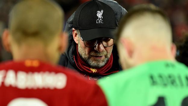 Jurgen Klopp: Liverpool Champions League loss to Atletico Madrid 'doesn't feel right' thumbnail