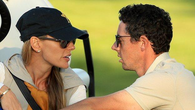 Rory McIlroy begins Tour Championship defence as new father