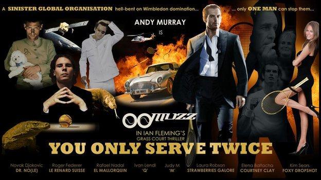 Bond poster