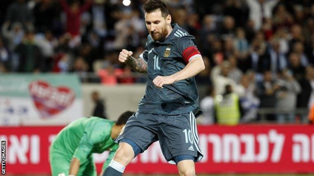 EC 2020 Qualification Report: Messi rescues Argentina against Uruguay