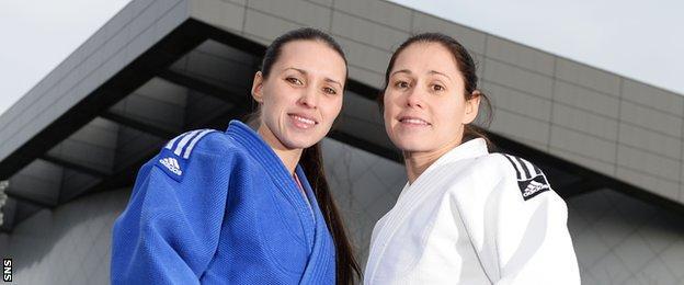 Kimberley and Louise Renicks