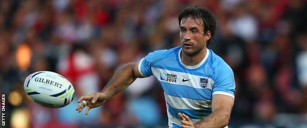 Argentina's Marcelo Bosch