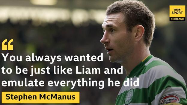 Former Celtic captain Stephen McManus