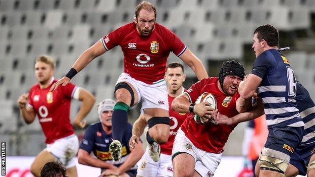 British and Irish Lions 2021: Captain Alun Wyn Jones reflects on 'surreal' return thumbnail