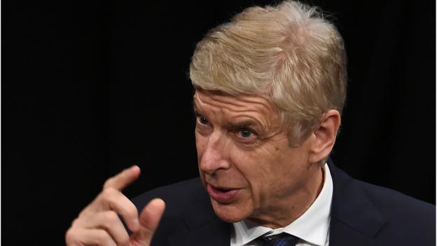 Arsene Wenger: 'No talks' with Bayern Munich over Bundesliga giants' vacancy