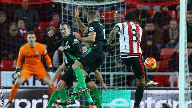 Sunderland v Stoke