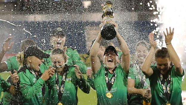Kia Super League 'instrumental' to England Women's World Cup win