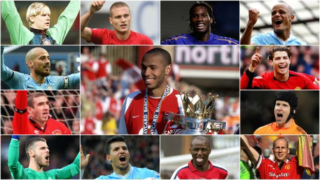 Premier League: Who has been the best overseas player in the English top flight? thumbnail