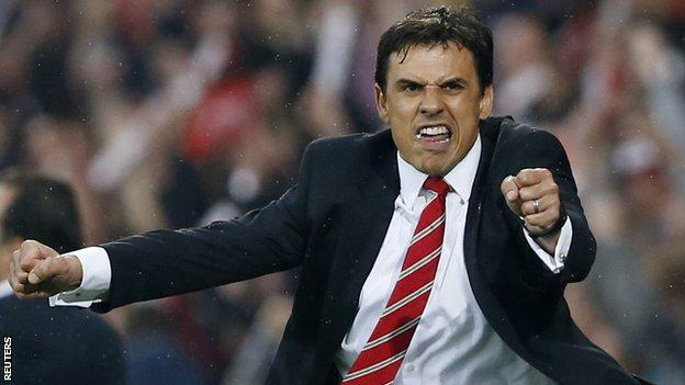 Chris Coleman has led Wales through some difficult times to become the 10th ranked team in the world