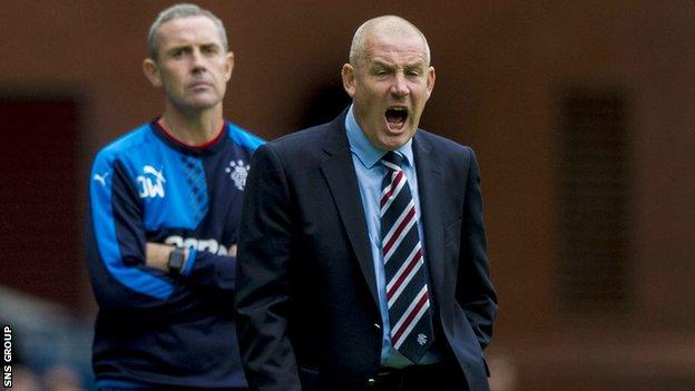Mark Warburton and assistant manager David Weir had a busy summer recruiting new players