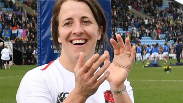 Women's Six Nations: Katy Daley-Mclean on the rapid rise of English women's rugby thumbnail