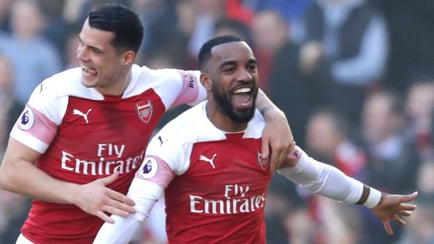 Arsenal 2-0 Southampton: Dominant Gunners move back into top four thumbnail