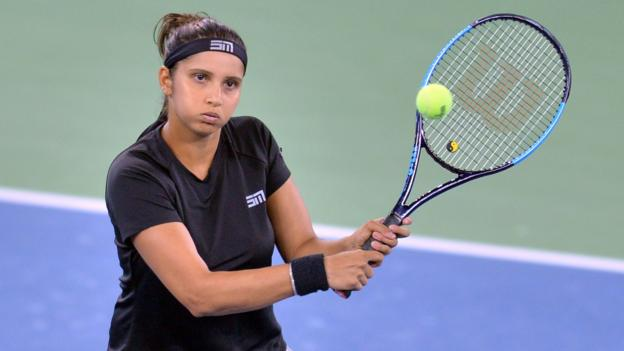 Former Wimbledon champion Mirza to compete after maternity break thumbnail