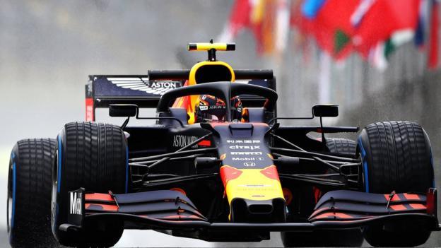 Brazilian Grand Prix: Alex Albon fastest in Brazil before crashing