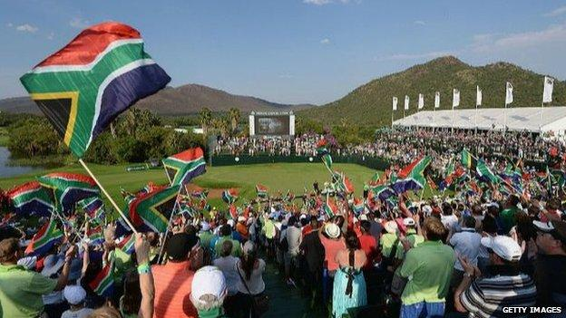 The European Tour's Nedbank Challenge in South Africa will have to rescheduled