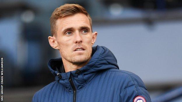 Fletcher left Stoke City at the end of last season