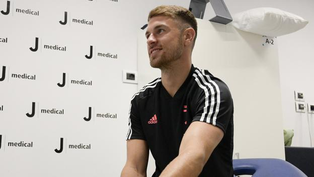 Aaron Ramsey: New Juventus signing hopes to emulate John Charles thumbnail