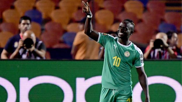 Africa Cup of Nations: Uganda 0-1 Senegal thumbnail