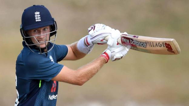 England in West Indies: Joe Root & Jason Roy hit centuries in warm-up win thumbnail