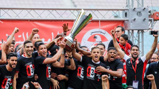 Club Africain fans donate US$450,000 in one day thumbnail
