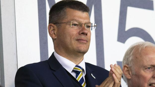 Neil Doncaster: SPFL chief executive says clubs will 'suffer' if legal action taken thumbnail