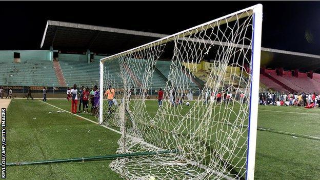 The Demba Diop stadium