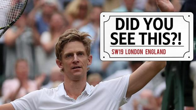 102517494 p06dpp1l - Wimbledon 2018: Kevin Anderson's unbelievable recovery on attain to winning legend semi-final