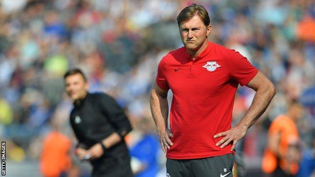 Ralph Hasenhuttl Southampton Name Former Rb Leipzig Boss As New Manager Bbc Sport