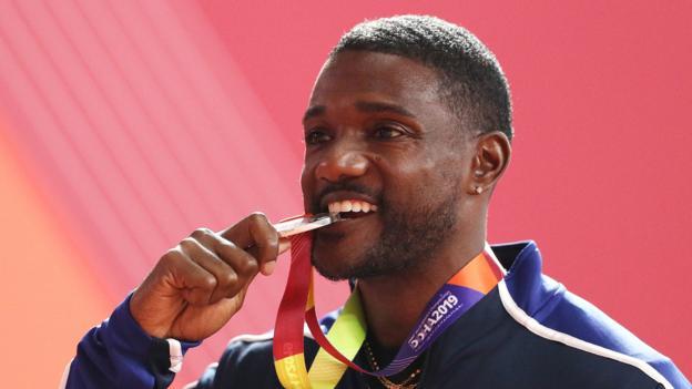 I can win gold in Tokyo at 39 - Gatlin