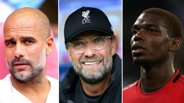 Title's a flip of a coin between Man City and Liverpool - Alan Shearer analysis thumbnail