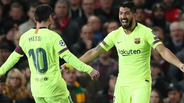 Man Utd 0-1 Barcelona: Solskjaer relying on another Nou Camp miracle thumbnail