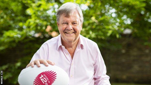 World 12s chairman Ian Ritchie