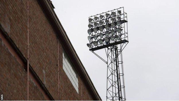 Pittodrie GV
