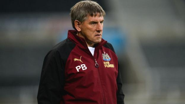Peter Beardsley: Former Newcastle United coach suspended from football