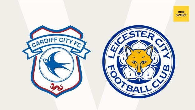 Cardiff v Leicester