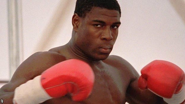 Bruno last fought professionally in 1996
