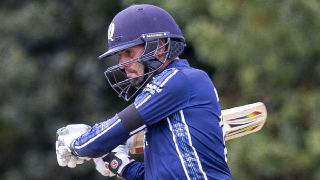 Scotland lose to United States by 38 runs in tri-series thumbnail