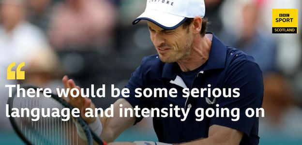 Andy Murray graphic