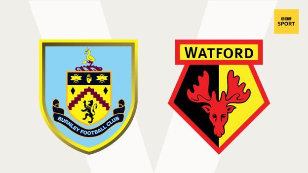 Burnley v Watford